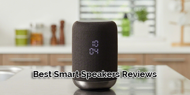 best smart speaker review