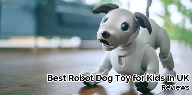 Best Robot Dog Toy for Kids 2019 - Top 10 Robot Dog Toy in