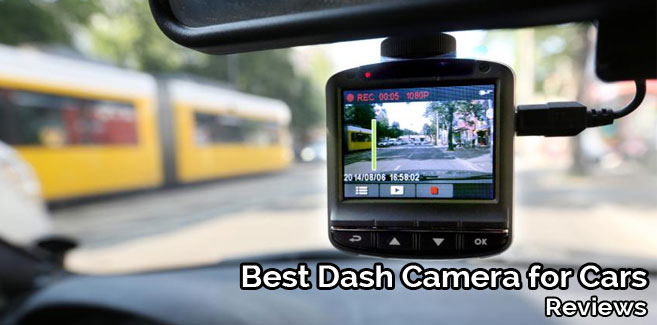 best dash cameras for cars